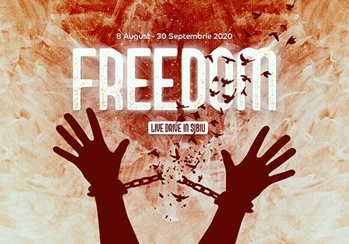 Freedom, concept de evenimente drive-in, se lansează la Sibiu