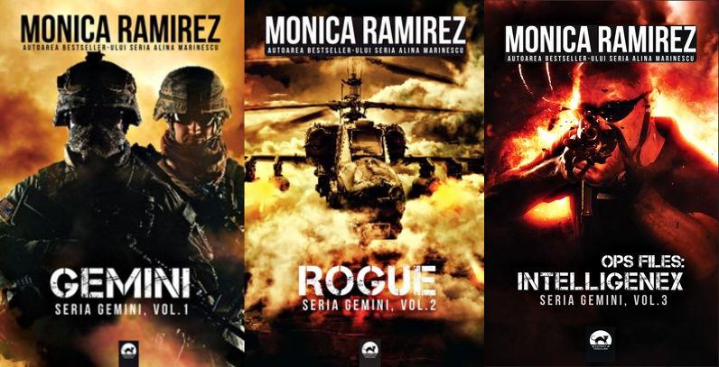 "Seria ""Gemini"" – Monica Ramirez"