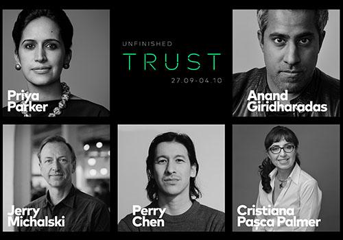 UNFINISHED 2020: 7 zile de conversații, prezentări și workshop-uri