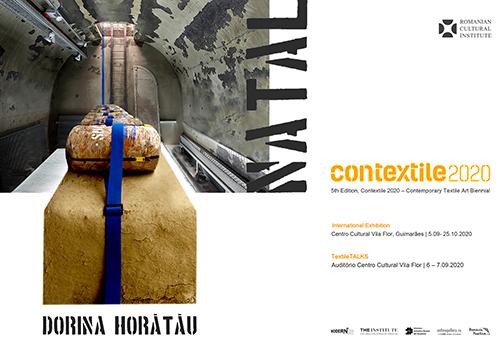 Artă românească la Bienala de Artă Textilă Contemporană din Portugalia