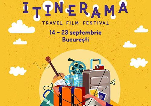 Itinerama Travel Film Festival se deschide pe 14 septembrie