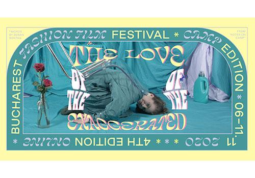 Bucharest Fashion Film Festival 2020 se vede exclusiv online