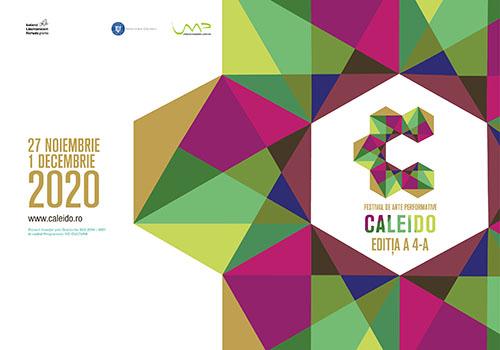 Caleido, festival multicultural de arte performative, din 27 noiembrie