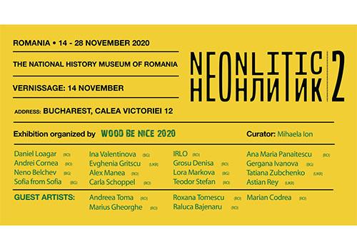 Expoziția NeoNlitic poate fi vizitată din 15 noiembrie la MNIR