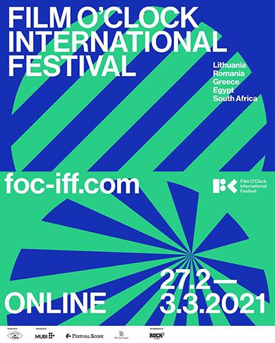 Film O'Clock, festival internațional online