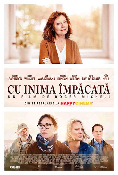 """""""Cu inima împăcată"""", la cinema în weekend"""