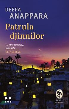 """""""Patrula djinnilor"""" de Deepa Anappara a intrat în librării"""