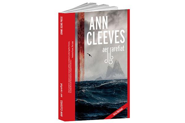 """""""Aer rarefiat"""" – Ann Cleeves"""