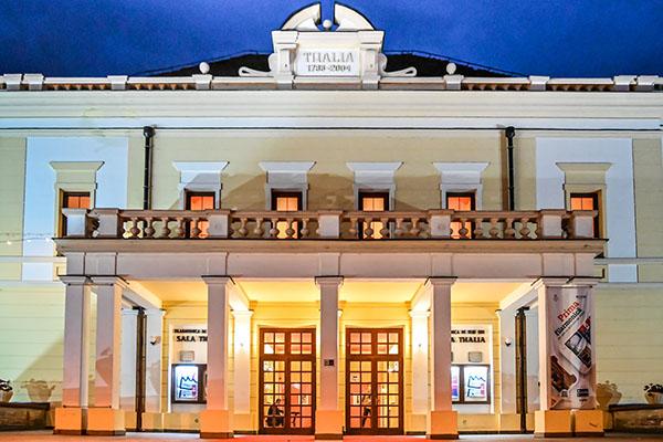 Filarmonica de Stat Sibiu trece mai departe în cursa pentru Timbrul Monumentelor Istorice