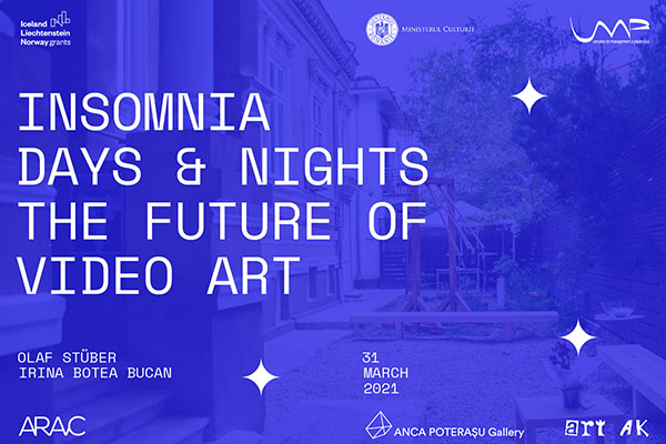 Insomnia din 31 martie, dialog despre viitorul artei video