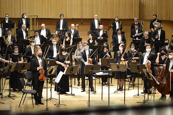 """Filarmonica Sibiu participă la Festivalul Internațional """"George Enescu"""""""
