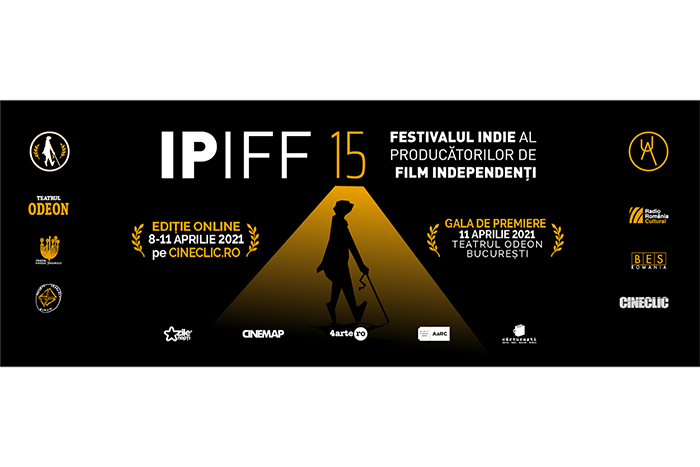 IPIFF15: desfășurare online, vizionare gratuită