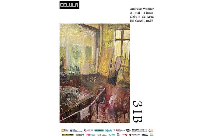 """""""31B"""", expoziție nouă la Celula de artă"""