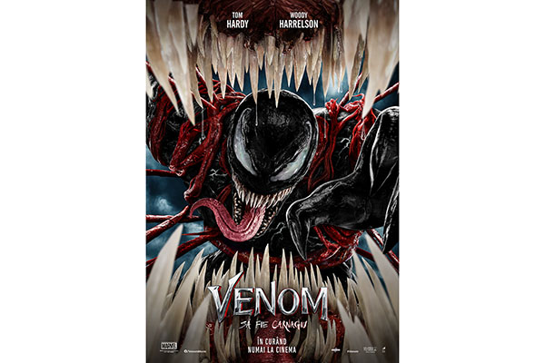 "Trailer ""Venom: Să fie carnagiu"""