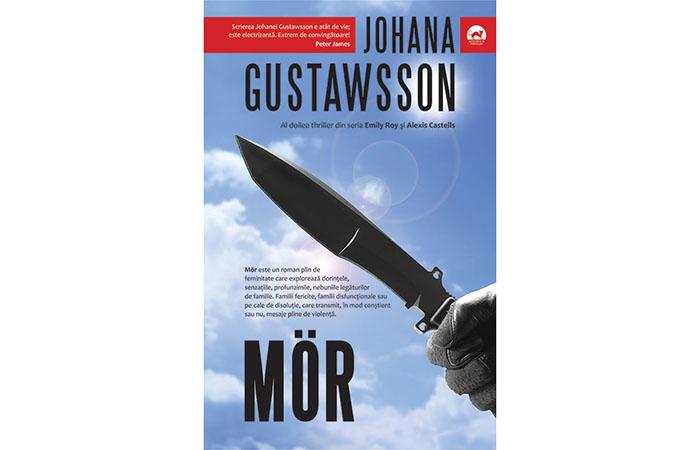 """Mör"" – Johana Gustawsson"