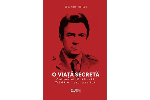 """""""O viață secretă"""" – Benjamin Weiser"""