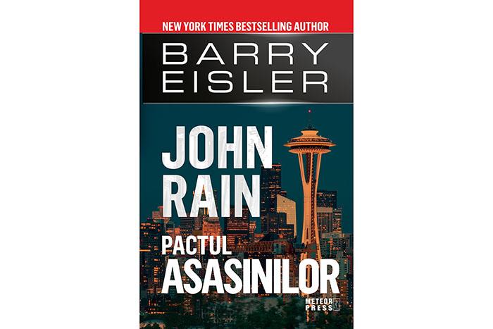 """""""John Rain. Pactul asasinilor"""" – Barry Eisler"""