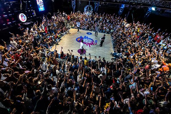 Red Bull Dance Your Style, în premieră în România