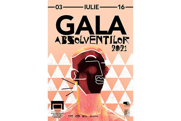 Gala Absolvenților UNATC 2021 începe în 3 iulie