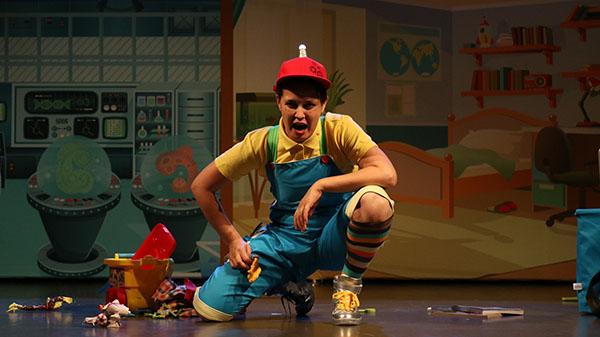 """""""Godottino"""", primul serial de teatru pentru copii"""