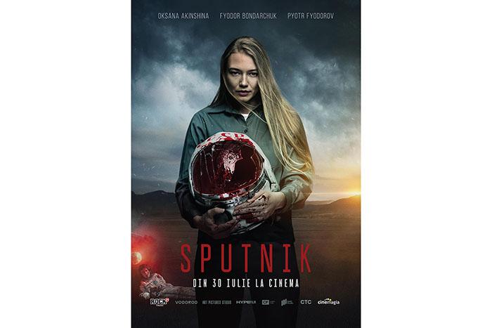 """""""Sputnik"""" intră în cinematografe pe 30 iulie"""