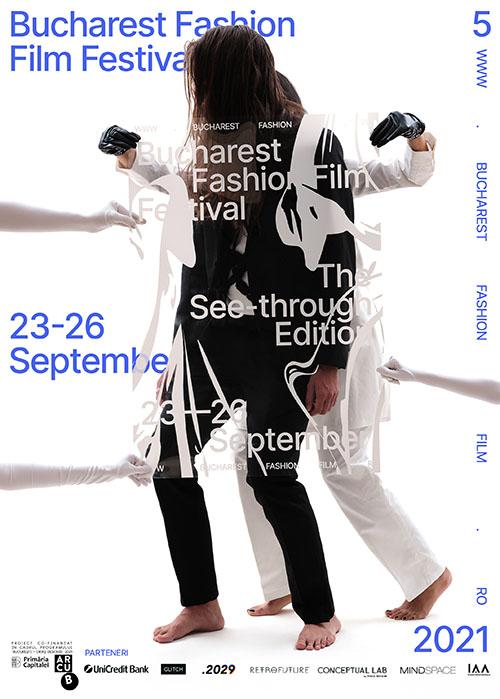 Bucharest Fashion Film Festival revine în 2021 cu filme, advertising și modă