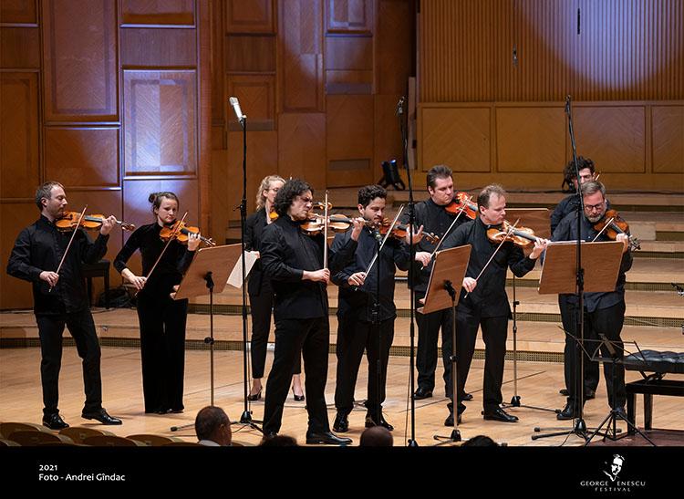 Festivalul Enescu: Orchestra de Cameră Dogma