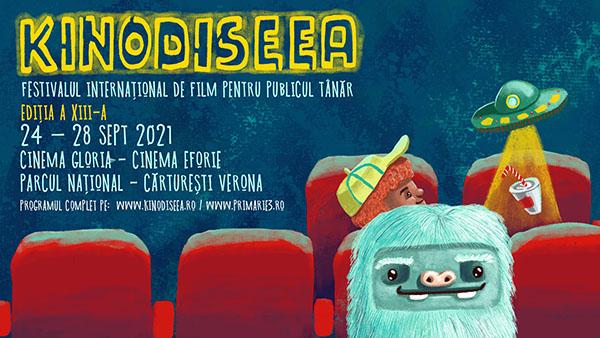 Filme pentru tineri: KINOdiseea revine pe 24 septembrie