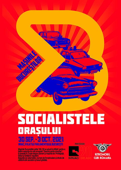 """Expoziții la MNAC: """"Socialistele Orașului"""""""