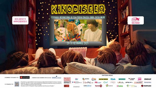 KINOdiseea revine cu ediția online din 20 octombrie