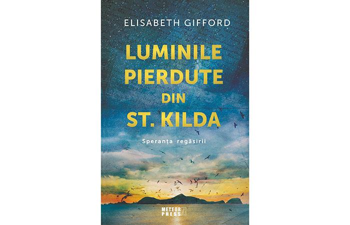 "Titlu nou la Meteor Press: ""Luminile pierdute din St. Kilda"""