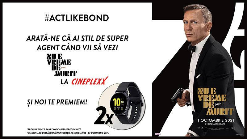 """""""No Time to Die"""" sau cel mai cel film din seria James Bond"""