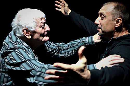 """""""Nunzio"""", teatru contemporan în premieră la ARCUB"""